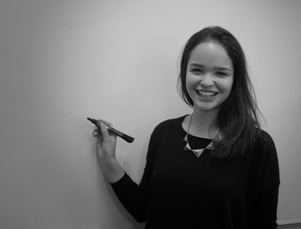 Meet an Arcadian - Tessa Geron