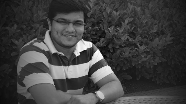 Meet an Arcadian: Pranav