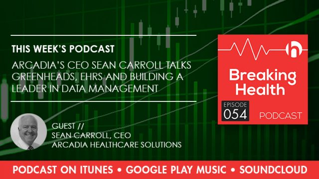 Breaking Health Podcast Featuring Sean Carroll