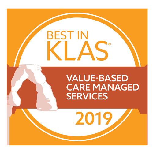 2019 Best in KLAS - Value-Based Care Managed Services