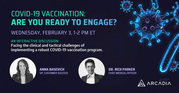 COVID-19 Vaccination: Are you ready to engage?